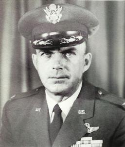 Colonel Roland O. Mosher Wing Commander photo