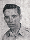 Lieutenant Buck A. Young - Base Information Officer